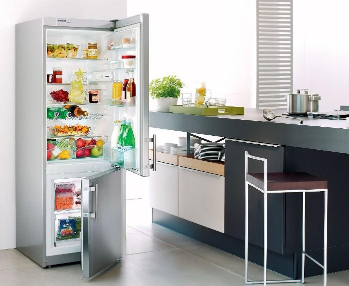Куда поставить холодильник.