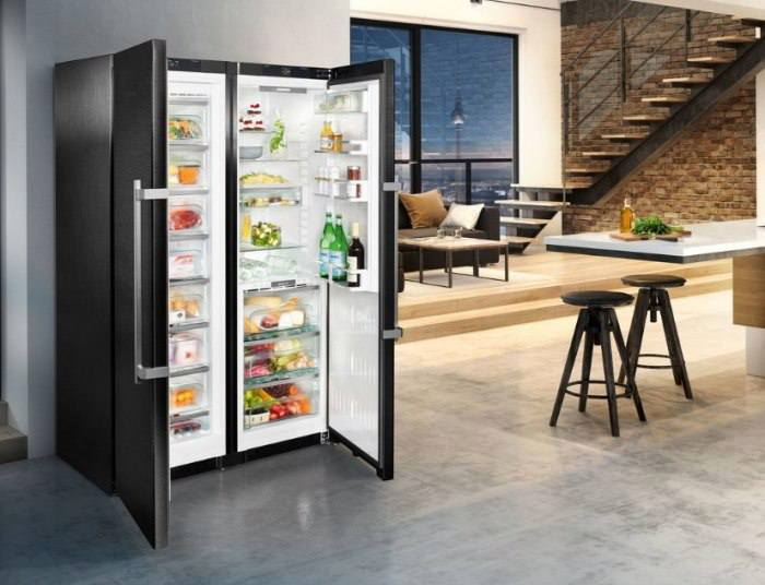 использование холодильника Ноу Фрост.