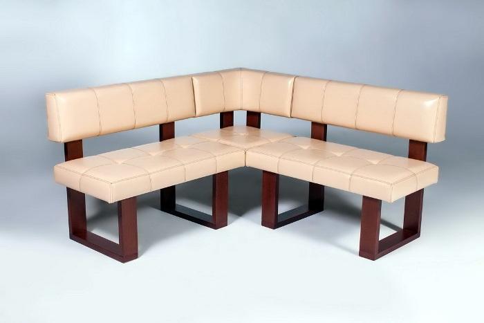 Дизайн-проект углового дивана.