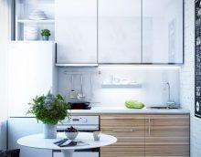 Дизайн кухни в хрущевки 2019