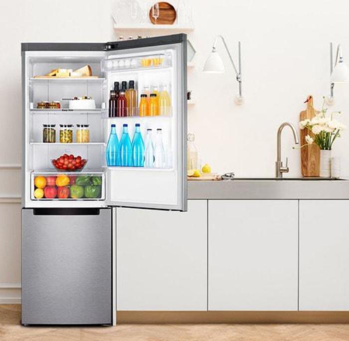 Бесшумный холодильник.