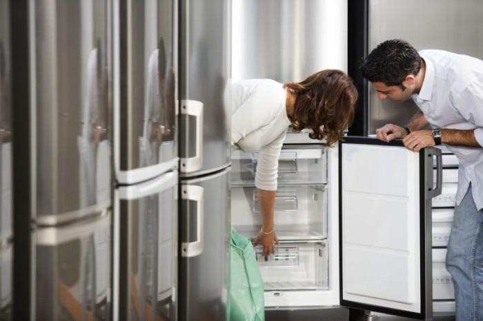 Бесшумные холодильника.