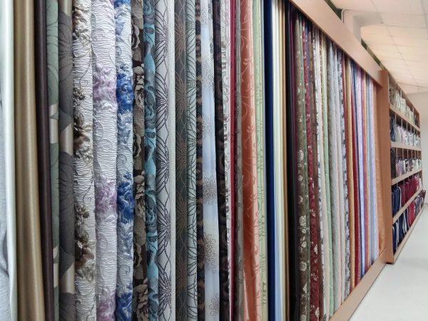 Интересные варианты тканей для штор