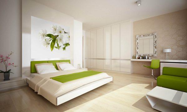 Спальня — комната, в которой мы можем восстановить силы после трудового дня, и зарядится новыми силами для наступающего дня.