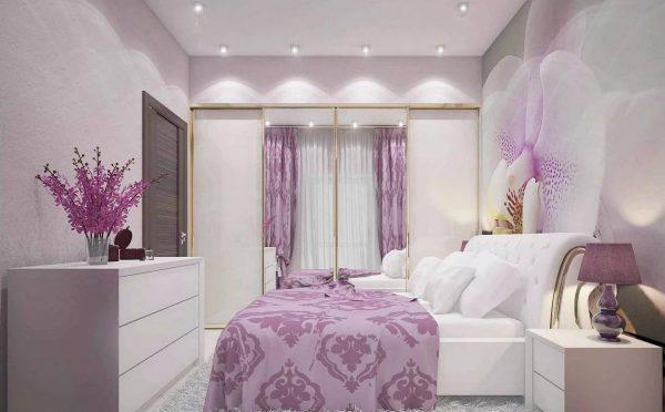 Цветочная стена, которая может быть украшена обычными ромашками или завораживающими иностранками-орхидеями