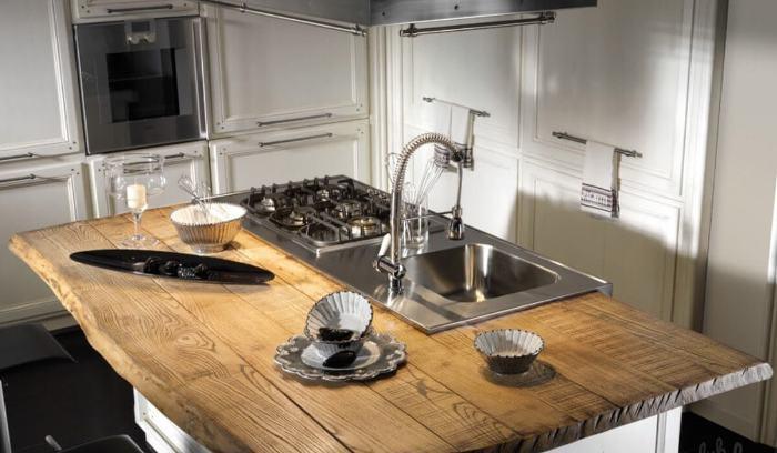Высота кухонной мойки.