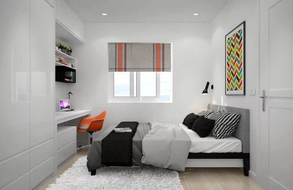 Когда все стороны имеют одинаковую длину, то особых проблем с расстановкой мебели нет.
