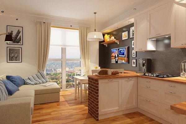 Конструкция стильных диванов на кухню со спальным местом считается одной из продаваемых.
