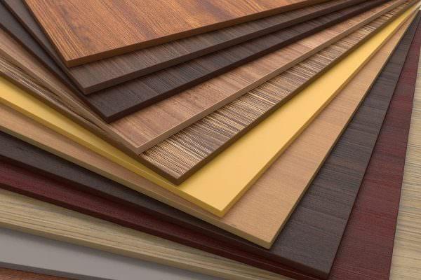 ДСП считается наиболее распространенным материалом, которое используют для изготовления.