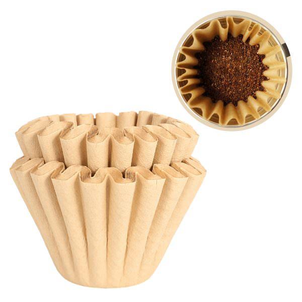 Бамбуковый, для производства таких фильтров используется волокно. Качество бамбуковых фильтров значительно превышает бумажные.