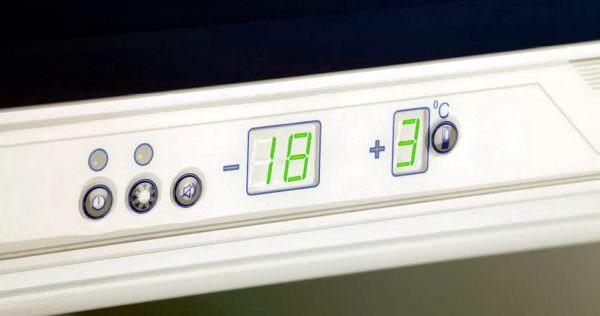 Если морозильный отсек поддерживает до -18 градусов, должно быть три звезды.