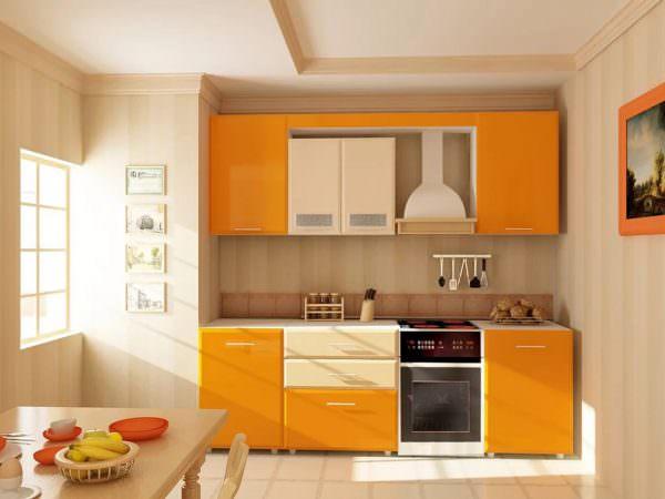 Когда есть цель создать максимально нейтральную, романтичную, лишенную суеты и тревоги комнату, персик сочетают с цветом беж.