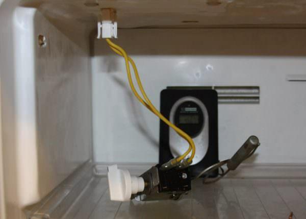 Термодатчик по факту может неправильно информировать владельца о заданной температуре.