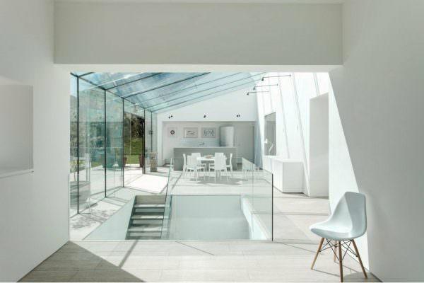 Хотя остекление часто можно рассматривать как чисто практический аспект архитектуры и строительства, оно также играет важную роль в дизайне интерьера.